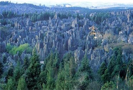 Mesta na Zemlji sa vanzemaljskim izgledom Stoneforest2